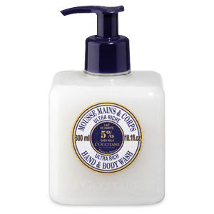 Shea Butter Ultra Rich Hand & Body Wash