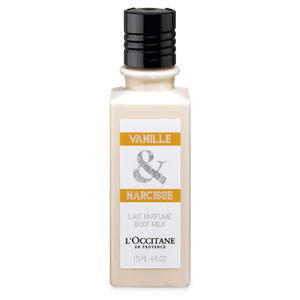 Vanille & Narcisse Perfumed Body Milk