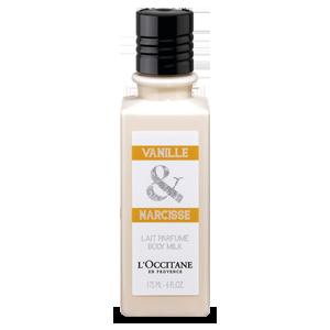 Vanille & Narcisse Perfumed Body Milk
