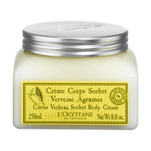 Citrus Verbena Sorbet Body Cream