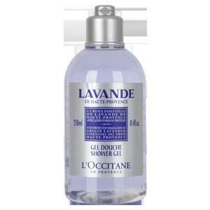 Lavender Organic Certified* Shower Gel