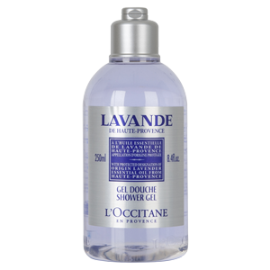 Lavender Organic Certified* Shower Gel