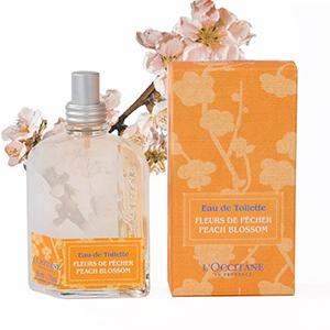 Peach Blossom Eau de Toilette - Discontinued
