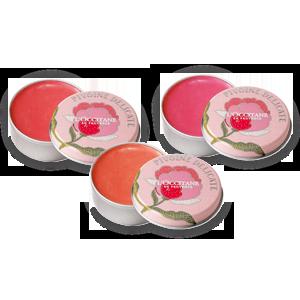 Pivoine Delicate Lip Trio
