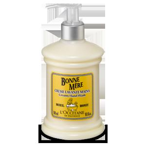 Bonne Mere Creamy Hand Wash - Honey