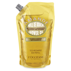 Almond Refill Shower Oil