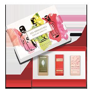 Traveler's Fragrance Collection
