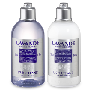 Lavender Body Duo