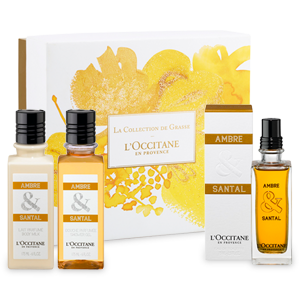 Ambre & Santal Collector's Set
