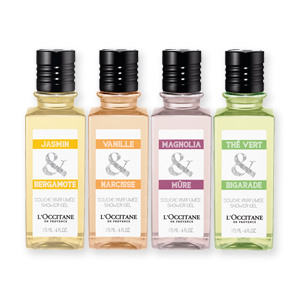 La Collection de Grasse Shower Gel Quattro