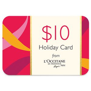 $10 Holiday Card