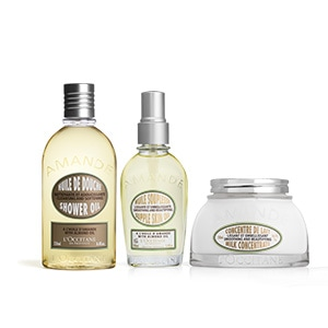 Almond Beauty Trio