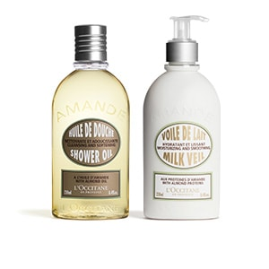 Almond Body & Bath Duo