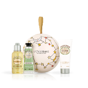 Delicious Almond Bauble Ornament - L'Occitane