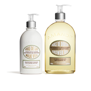 Almond Shower & Moisturizing Duo - L'Occitane