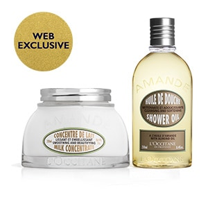 Almond Skin Duo - L'Occitane