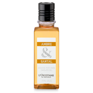 Ambre & Santal Perfumed Shower Gel