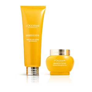 Anti-Aging Cleansing Duo - L'Occitane