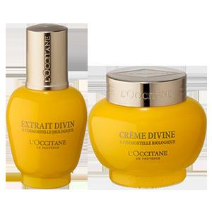 Anti-Aging Divine Extract & Cream Duo