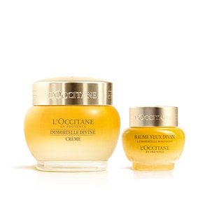 Anti-Aging Face & Eyes Duo - L'Occitane