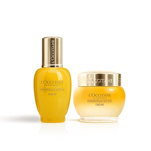 Anti-Aging Serum & Cream Duo - L'Occitane