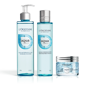 Aqua Cleansing Trio - L'Occitane