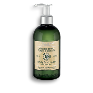 Aromachologie Body & Strength Shampoo - L'Occitane