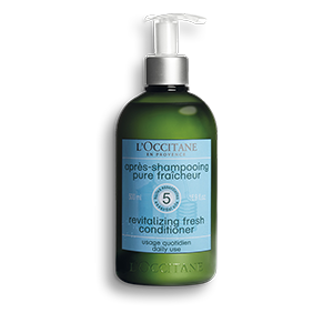 Aromachologie Revitalizing Fresh Conditioner - L'Occitane