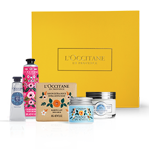 Back-to-School Beauty Kit - L'Occitane