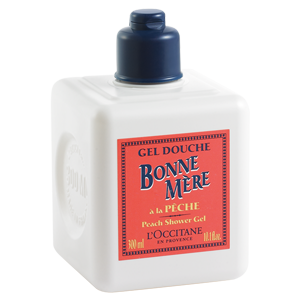 Bonne Mere Peach Shower Gel