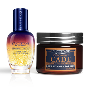 Cade Overnight Reset Duo - L'Occitane
