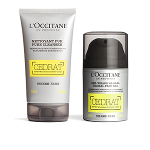 Cedrat Daily Face Duo - L'Occitane