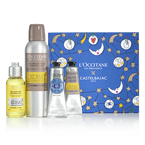 Refreshing Cedrat Treasures - L'Occitane