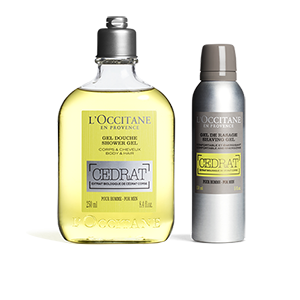 Cedrat Morning Ritual - L'Occitane