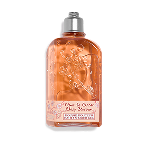 Cherry Blossom Bath & Shower Gel - L'Occitane