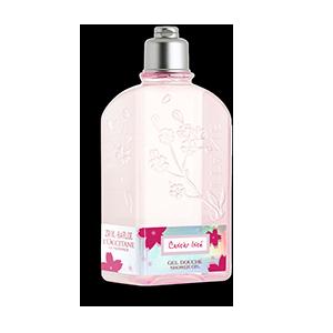Cherry Blossom Cerisier Irisé Shower Gel - L'Occitane