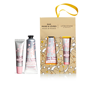 Cherry Blossom Hugs & Kisses - L'Occitane