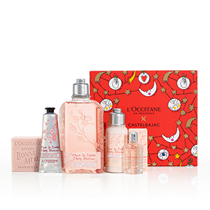 Delicate Cherry Blossom Treasures - L'Occitane