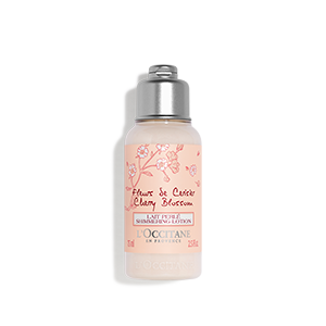 Cherry Blossom Shimmered Lotion