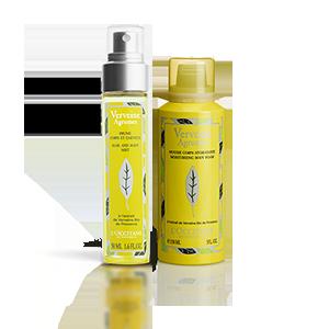 Citrus Verbena Hair Body Duo - L'Occitane