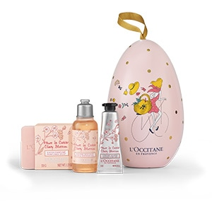 Cherry Blossom Beauty Egg - L'Occitane
