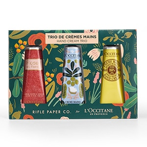 Delicate Hands Trio - L'Occitane