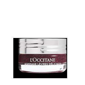 Delicious Lip Scrub – Fabulous Fig - L'Occitane