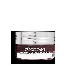 Delicious Lip Scrub – Raspberry Crush - L'Occitane