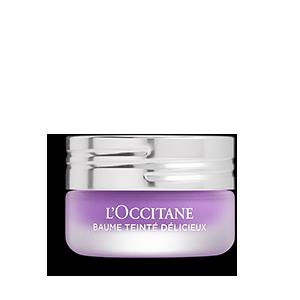 Delicious Tinted Lip Balm - Gimme Mauve - L'Occitane