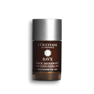 L'Occitane Eau-des-baux-stick-aluminum free deodorant for men