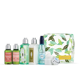 Energizing On-The-Go Collection - L'Occitane