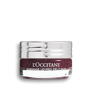 L'Occitane Fabulous Fig Delicious Lip Scrub