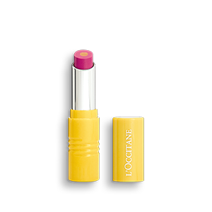 L'Occitane Flamingo Kiss Fruity Lipstick