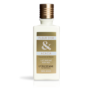 Fleur d'Or & Acacia Body Milk (Travel Size)
